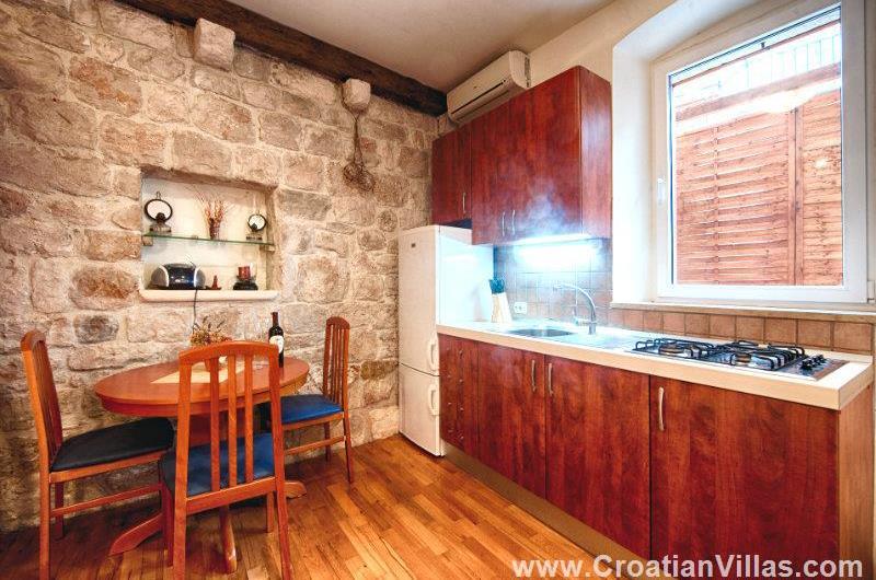 1 Bedroom Apartment in Komiza on Vis Island, Sleeps 2-3