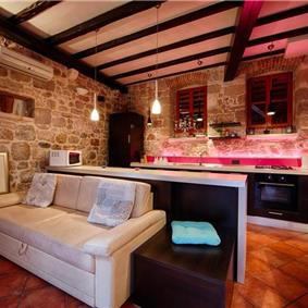 4 Bedroom Villa in Komiza on Vis Island, Sleeps 9-11