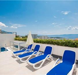 4 Bedroom Makarska Villa With Pool, sleeps 8