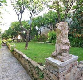 7 Bedroom Luxury Palazzo-style Villa on Vis Town waterfront, Vis Island, Sleeps 17