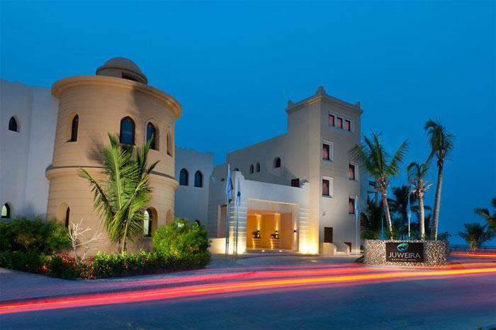 OS001 - 5* Boutique Hotel near Salalah, Oman