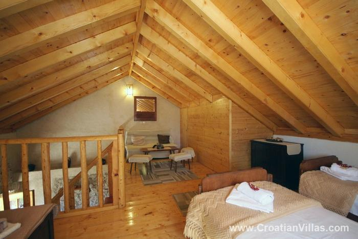 2 Bedroom Stone Cottage on Hvar Island, Sleeps 7
