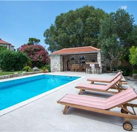 6 bedroom Villa with Pool in Dubrovnik City, Sleeps 12