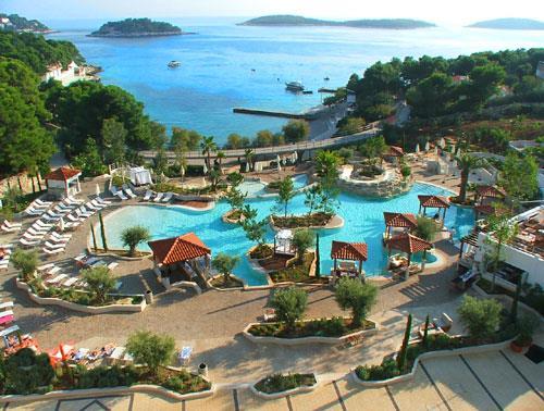Amfora Hvar Beach Resort Hotel