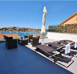 5 Bedroom Villa with pool nr Rogoznica sleeps 10-12