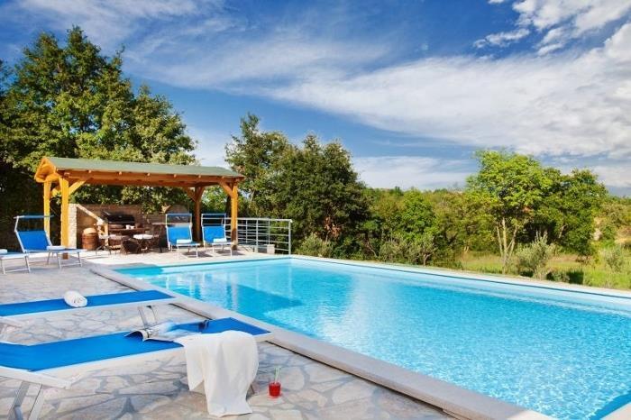 3 Bedroom Villa withPool near Groznjan, sleeps 6