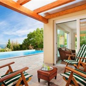 3 Bedroom Villa withPool near Groznjan, sleeps 6