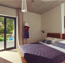 2 Bedroom Istrian Villa with Pool near Umag, sleeps 4