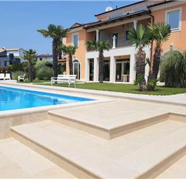1 bedroom Apartments with pool in Medulin, Sleeps 2-3