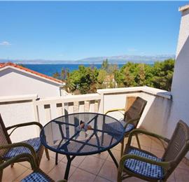 3 Bedroom Duplex Apartment with Sea Views in Sutivan, Brac Island - sleeps 6-7