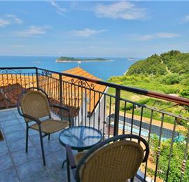 1 Bedroom Apartment in Cavtat near Dubrovnik, Sleeps 2