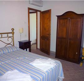 1 and 2 Bed Apartments with Shared Pool on Tuscan Stone Farmhouse near Florence- Sleeps 2-6