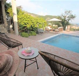 4 Bedroom Villa with Pool in Budva, sleeps 8-10