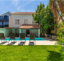 5 Bedroom Villa with Heated Pool in Dubrovnik, Sleeps 10-12