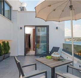5 Bedroom Seaside Villa with Indoor and Outdoor Pools on Ciovo Island near Split, Sleeps 10