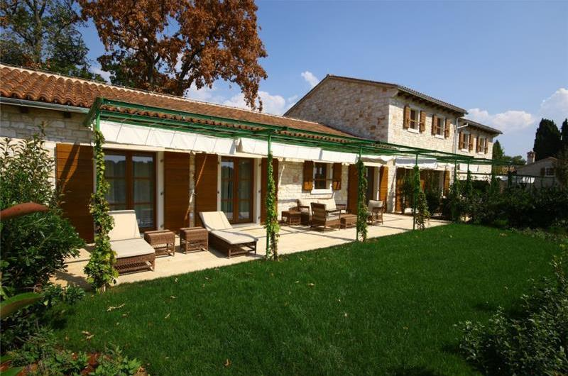 Luxury Villa Estate with 3 Pools on Istrian Vineyards near Bale, sleeps 56-60