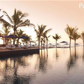 Selection of 1 Bedroom Villas with Pool in Salalah, sleeps 2-3