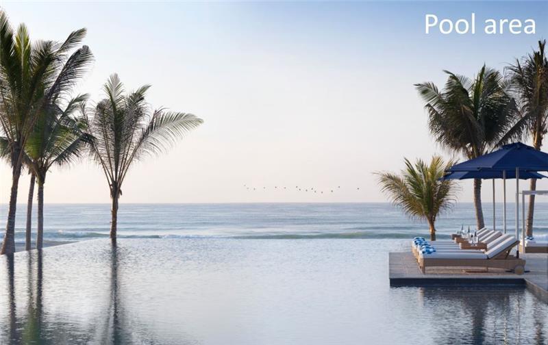 2 Bedroom Villa with Pool and Garden View in Salalah, sleeps 4-6