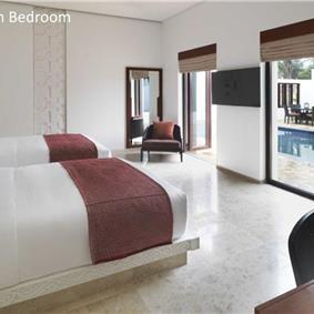 2 Bedroom Villa with Pool and Garden View in Salalah, sleeps 4-6