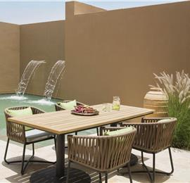 2 Bedroom Villas with Pool and Garden View near Nizwa, sleeps 4-6