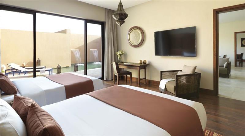 2 Bedroom Villas with Pool and Garden View near Nizwa, sleeps 4-6