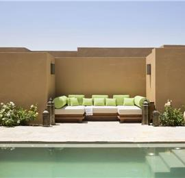 3 Bedroom Villa with Pool and Canyon Views near Nizwa, sleeps 6-9