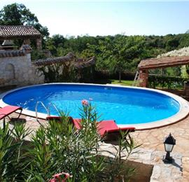 Selection of 4 Bedroom Country Villas with Pools near Sveti Lovrec, Istria
