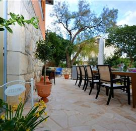 4 Bedroom Seaside Villa in Hvar Town, sleeps 8