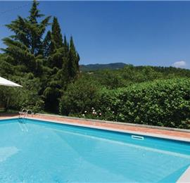 3 Bedroom Villa with Pool near Scarperia, sleeps 6