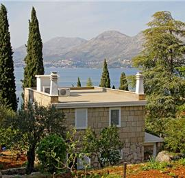 2 Bedroom Villa with Pool and Sea Views in Cavtat, Sleeps 5-6