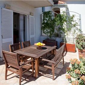 7 Bedroom Seaside Villa with Pool in Supetar, Brac Island, Sleeps 13-17