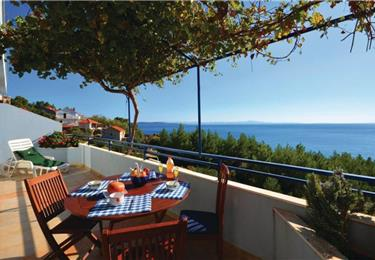 Dalmatian Apartment on Hvar Island, Sea View Apartment in