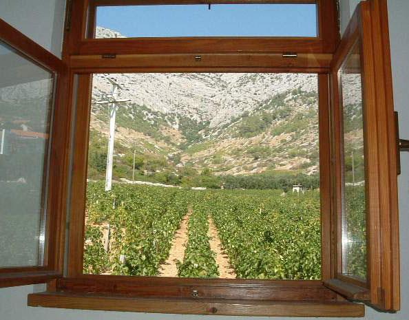 2 Bedroom Apartment in Ivan Dolac on Hvar, Sleeps 4-6