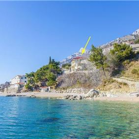 3 Bedroom Seaside Duplex Apartment in Pisak near Omis, sleeps 6-7