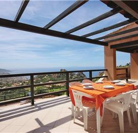 6 Bedroom Villa with Pool and Sea Views in Costa Paradiso, sleeps 12-14