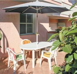 1 Bedroom Apartment in Lu Bagnu near Castelsardo, sleeps 2-4