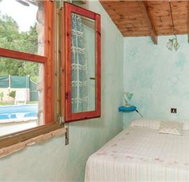 2 Bedroom Villa with Pool in Villacidro, sleeps 4-6