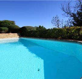 Luxury 5 Bedroom Villa with Pool and Sea Views in Pevero, Porto Cervo, sleeps 10