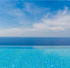 3 Bedroom Villa with 2 Shared Pools and Sea Views, Sleeps 6
