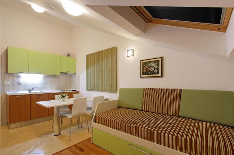 2 Bedroom Apartment in Hvar Town, sleeps 4