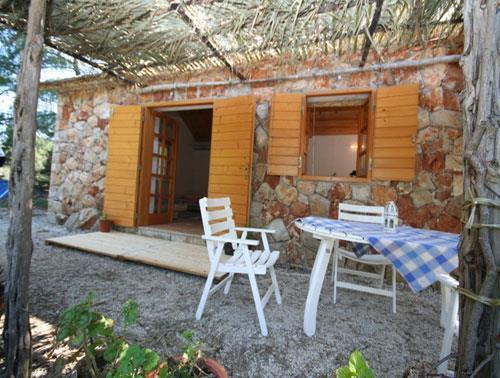 Studio Beach House near Jelsa on Hvar Island, sleeps 2-4