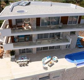 6 Bedroom Villa with Pool in Kisla near Kalkan, Sleeps 12