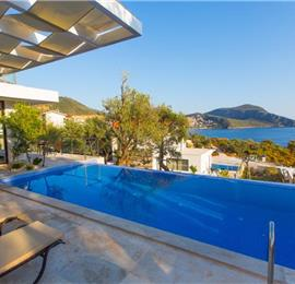 3 Bedroom Villa with Pool in Kalkan, Sleeps 6