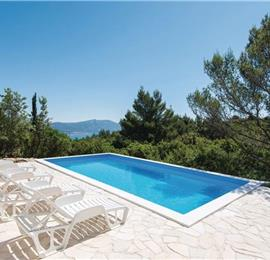 3 Bedroom Villa with Pool near Korcula Town, Korcula, sleeps 6