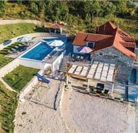 3 Bedroom Villa with Pool in Vodovada, Konavle Valley, sleeps 6-8