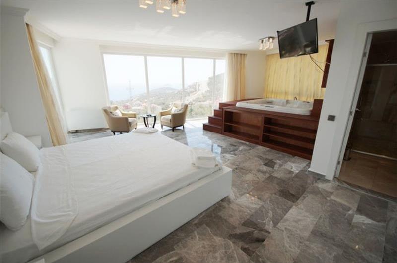 6 Bedroom Villa with Pool in Kalkan, Sleeps 13