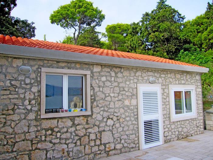 3 Bedroom Cottage in Lumbarda on Korcula Island, Sleeps 6-8