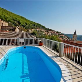 3 Bedroom Korcula Island Villa with Pool, Sleeps 6-8