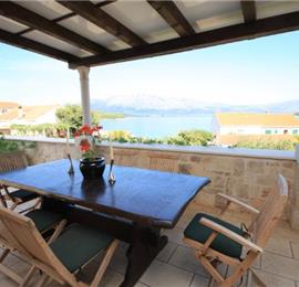 3 Bedroom Stone villa with Pool, Korcula, Sleeps 6-8