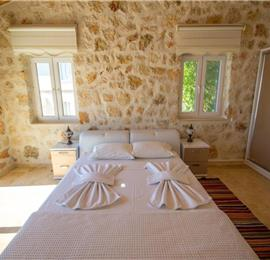 2 Bedroom Villa with Pool in Kalkan, Sleeps 4